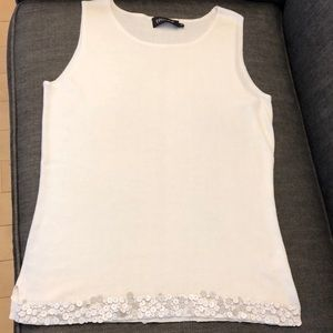 Episode sleeves less top